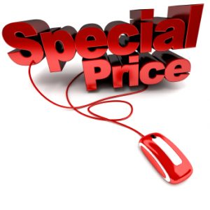 Special price online